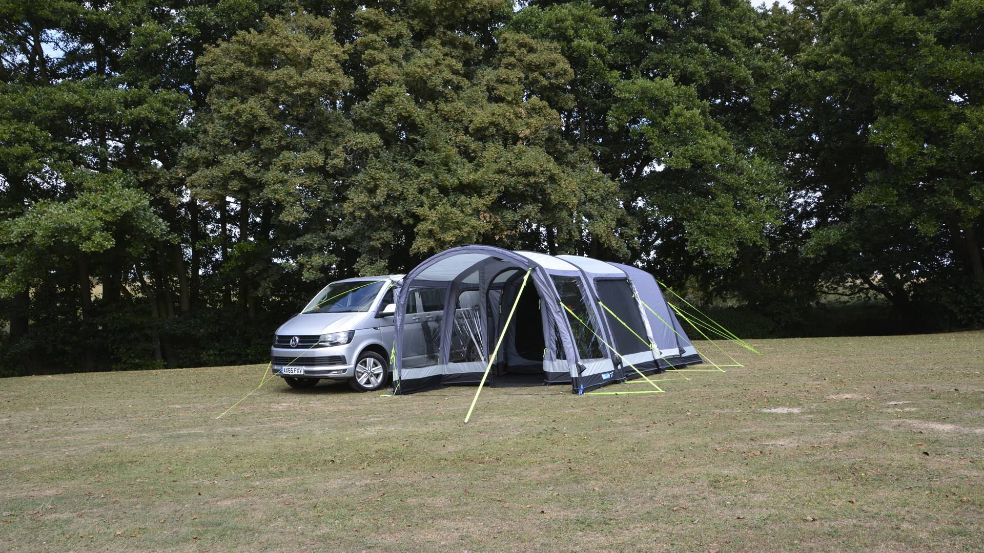 Kampa Polyester Travel Pod Touring Air