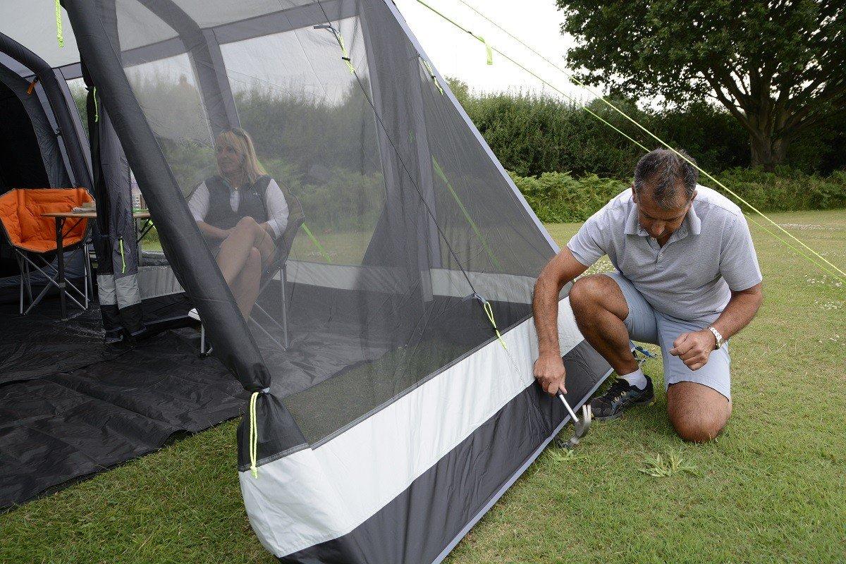 Kampa Touring Air Pro Mesh Vestibule Polyester