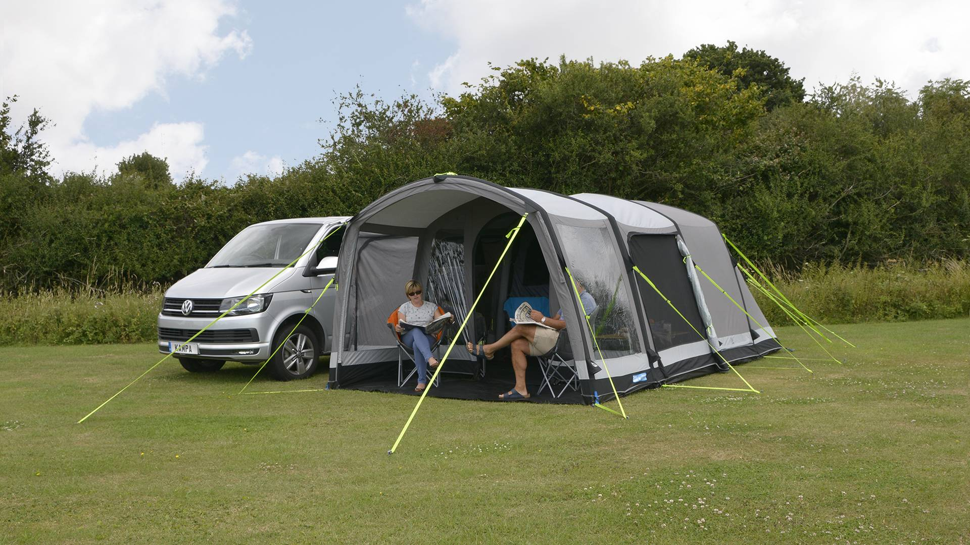 Kampa Polycotton Travel Pod Touring Classic Air