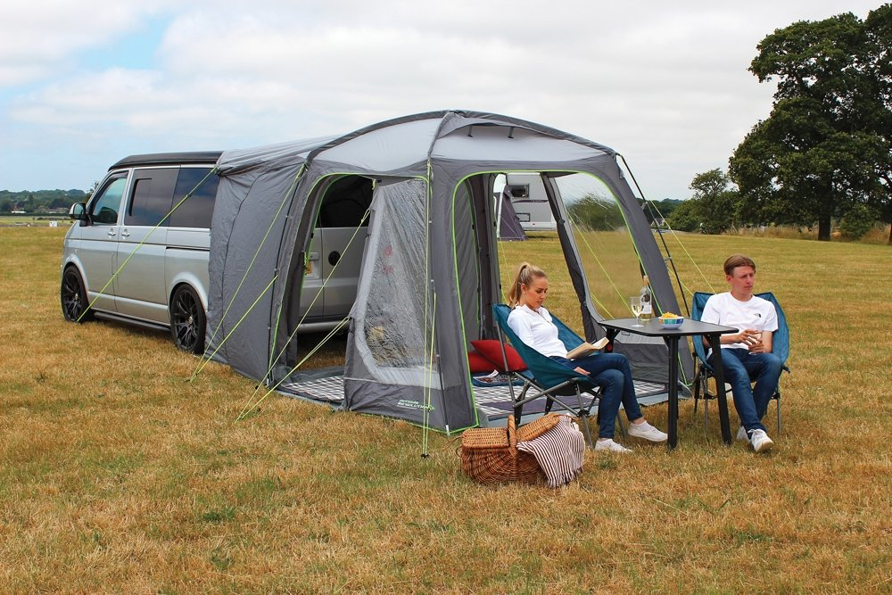 Outdoor Revolution Movelite Cayman Tail Driveaway Awning
