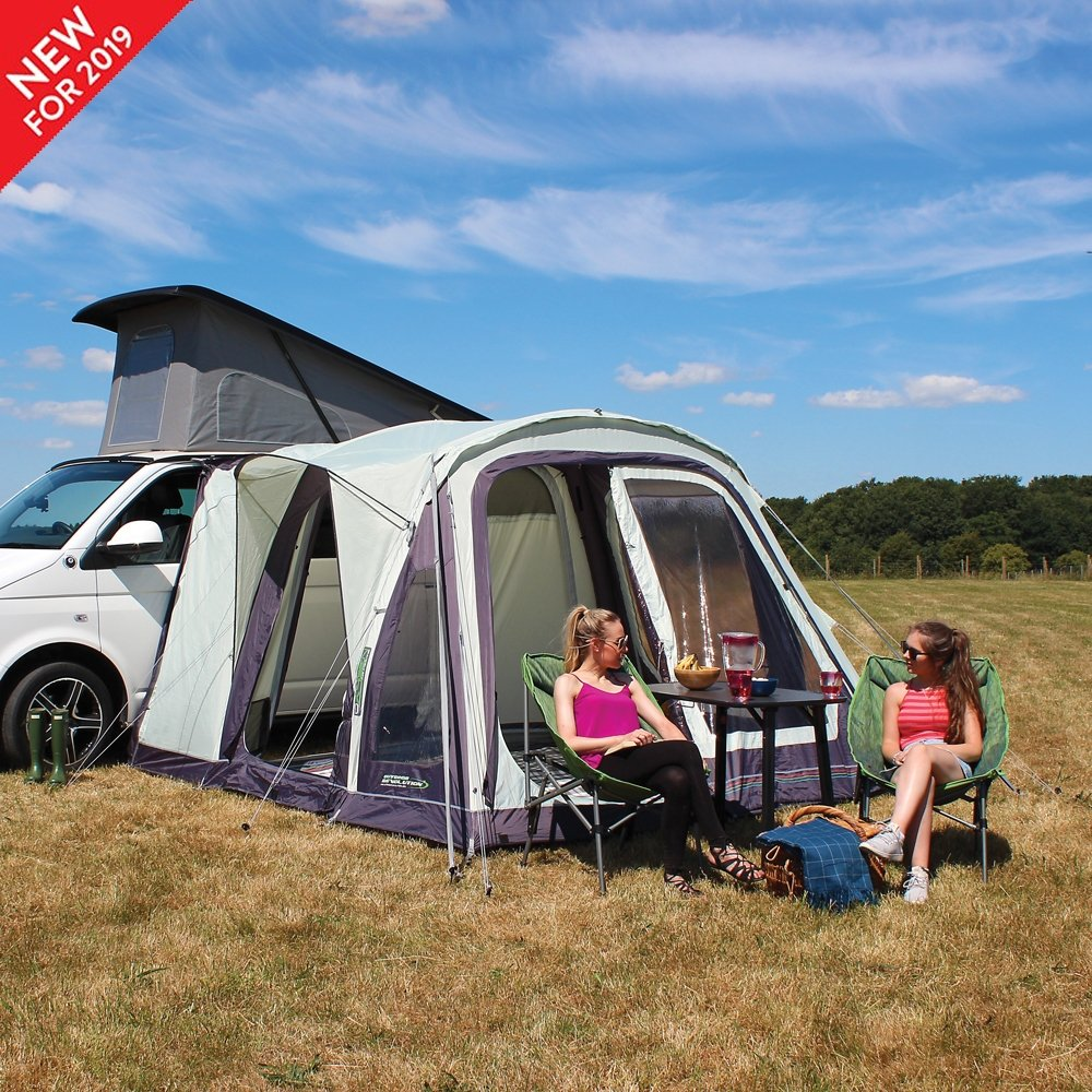 Outdoor Revolution Movelite T2 Lowline Airbeam Driveaway Awning