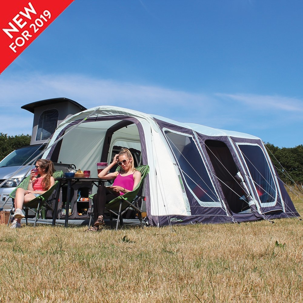 Outdoor Revolution Movelite T5 Kombi Airbeam Driveaway Awning