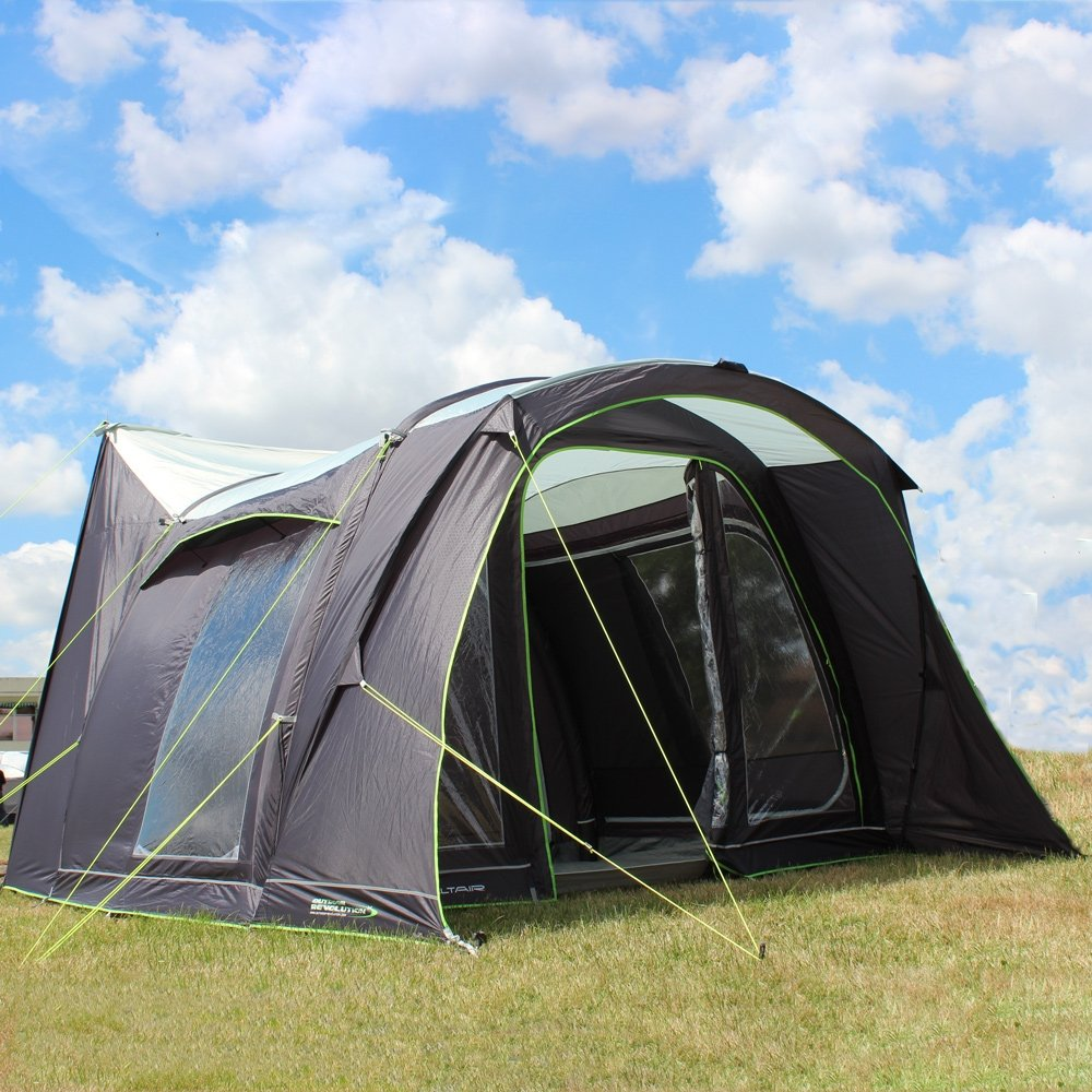 Outdoor Revolution Movelite Cayman Deltair Driveaway Awning 2019