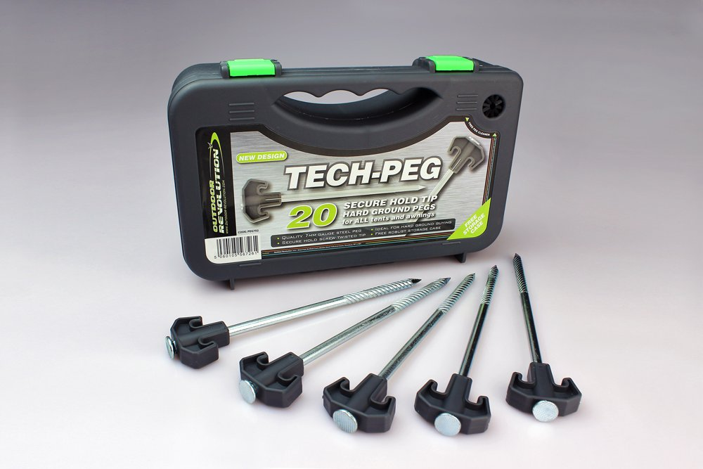 Outdoor Revolution Tech Pegs