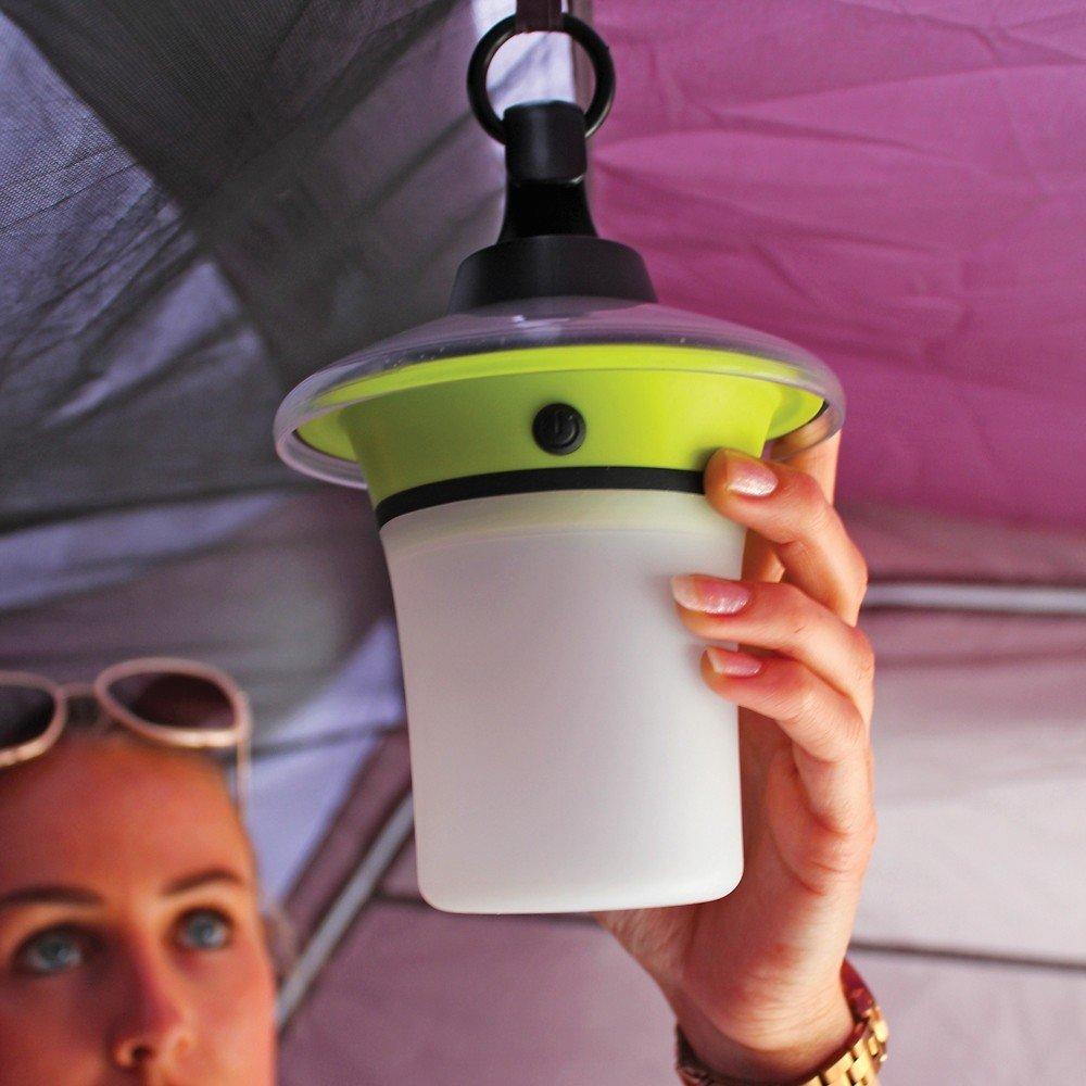 Outdoor Revolution Lumi Solar Automatic Lantern