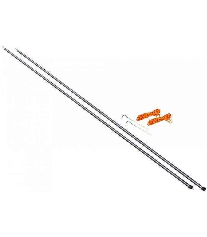 Vango Fibreglass King Poles 130cm