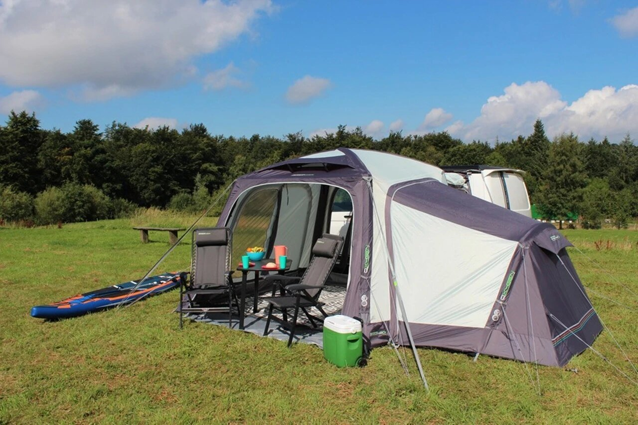 2018 Outdoor Revolution T1 Tail Annexe