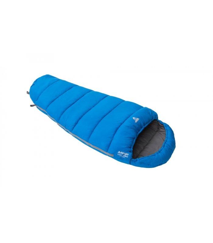 Vango Kanto Junior Sleeping Bag Cobalt