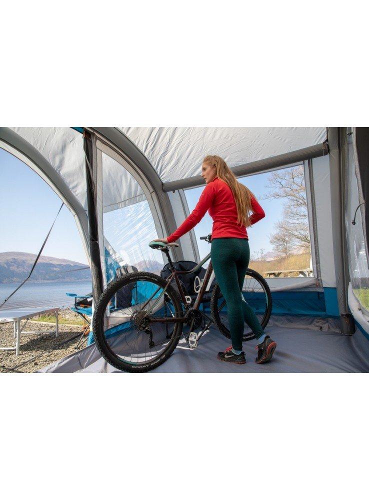 Vango Magra VW Size Driveaway Awning Bike Inside