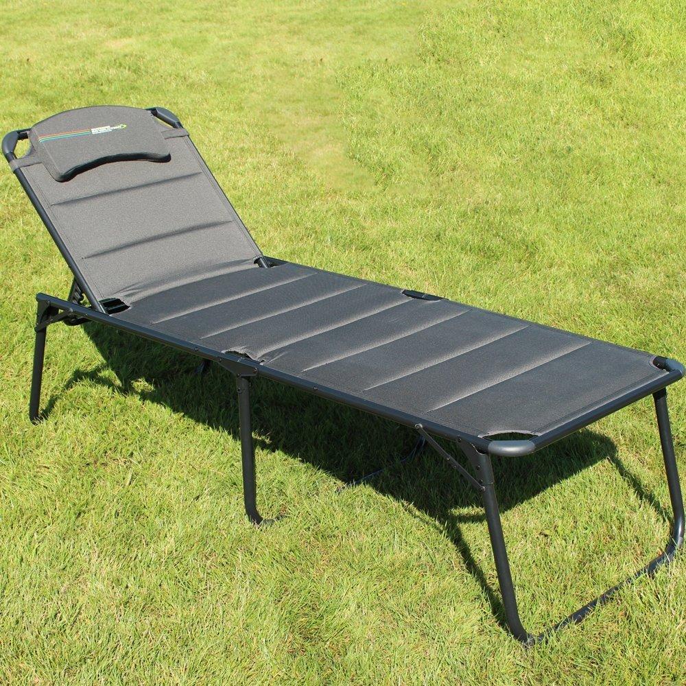 Outdoor Revolution Premium Lounger
