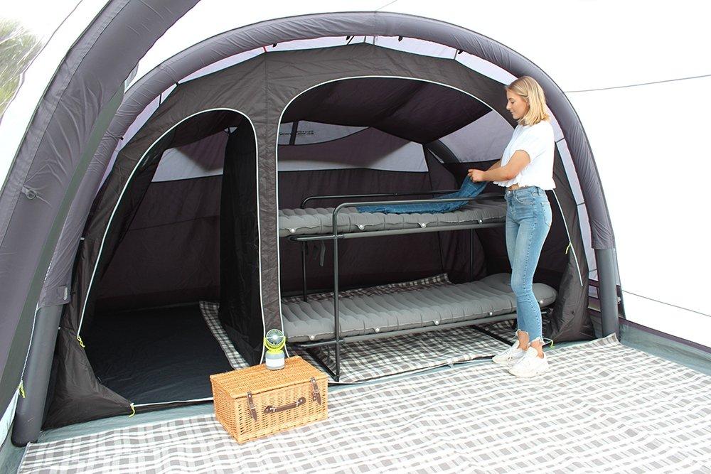 Outdoor Revolution Premium Folding Bunk Bed