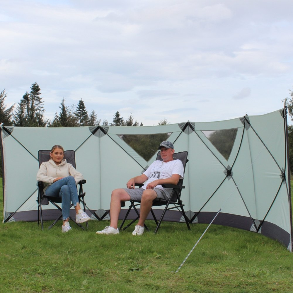 Outdoor Revolution Pronto 4 Panel Windbreak