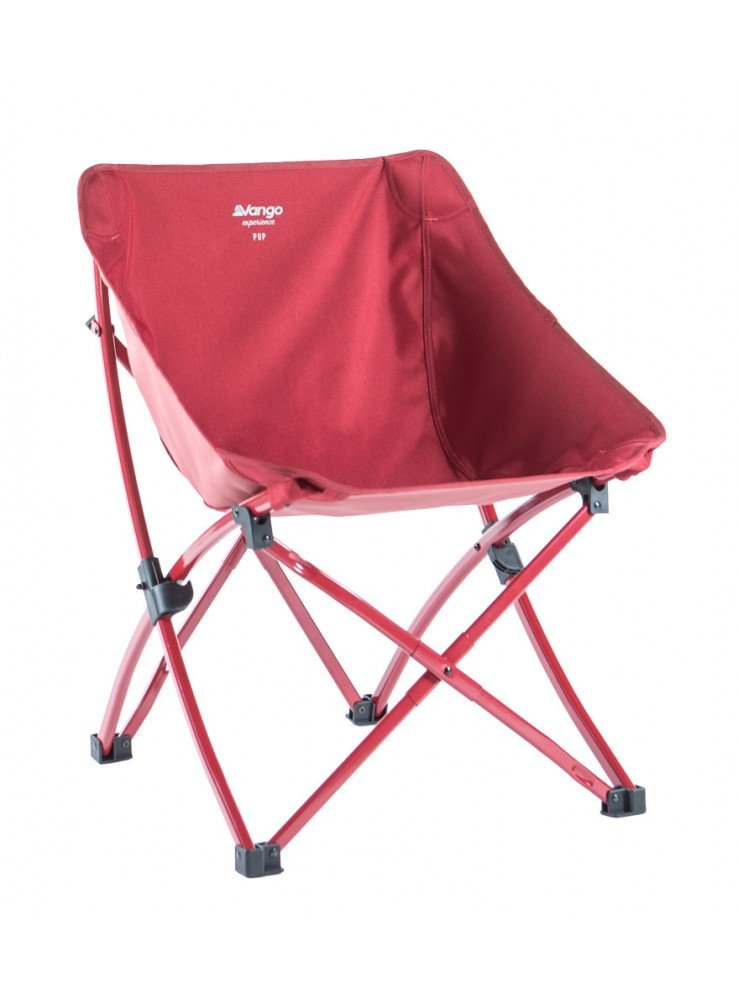 Vango Pop Chair Red