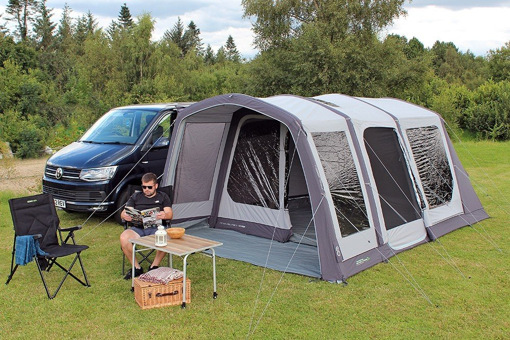 Outdoor Revolution Movelite T4E PC Driveaway Awning